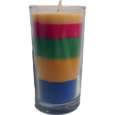 Fruit Pastely Soy Wax Candle